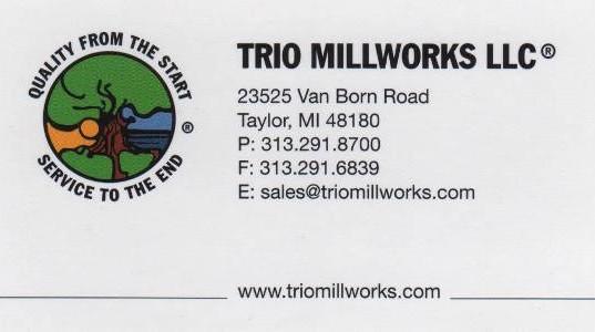 Trio Millwork, LLC